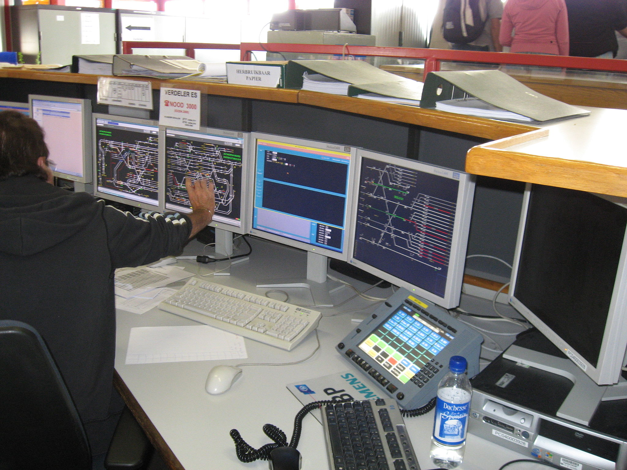 Plexis manages upgrade to new dispatch system.